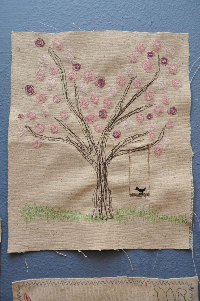 Sewn trees-2